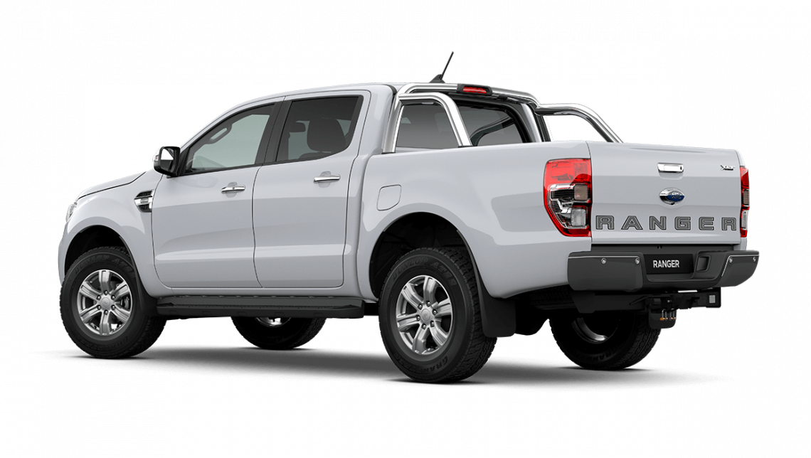 2020 MY20.25 Ford Ranger PX MkIII XLT Double Cab Utility Image 6