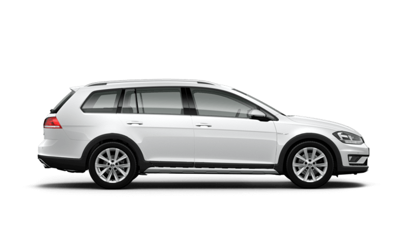 Golf Alltrack 132TSI Premium 6 Speed DSG