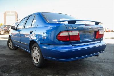1999 Nissan Pulsar N15 S2 Q Hatchback Image 4