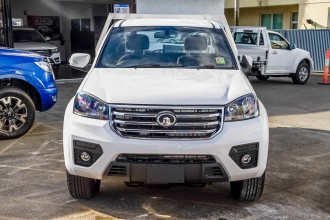 2020 MY18 Great Wall Steed K2 Steed Single Cab Cab chassis Image 4
