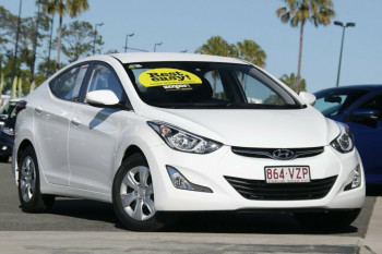 Hyundai Elantra Active MD3