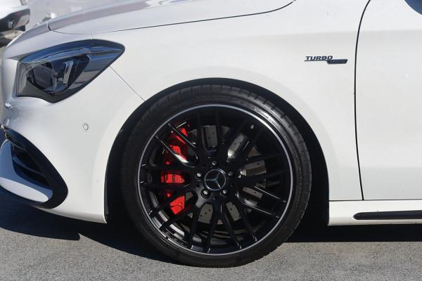 2018 MY09 Mercedes-Benz Cla45 X117 809MY AMG Wagon Image 4