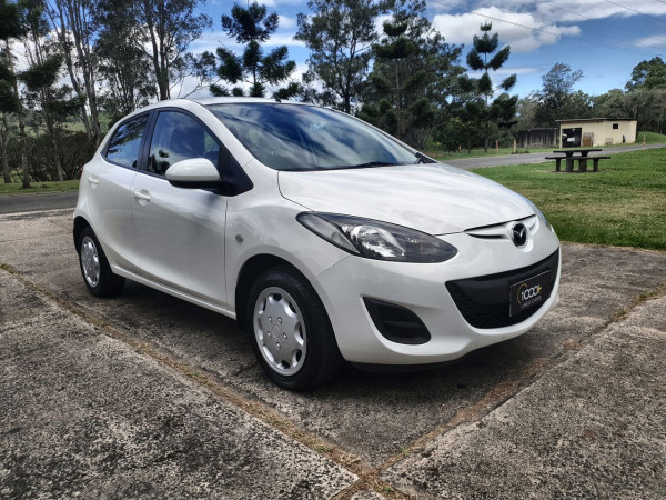2012 Mazda 2 DE10Y2 MY12 Neo Hatch
