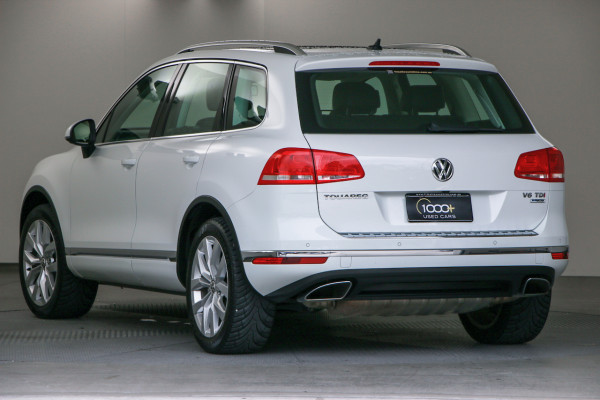2015 MY16 Volkswagen Touareg 7P V6 TDI Suv Image 3