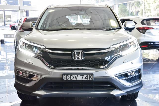 2016 MY17 Honda CR-V RM Series II  VTi-L Suv Image 4