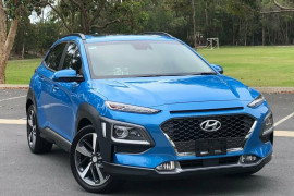 Hyundai Kona Highlander (FWD) OS