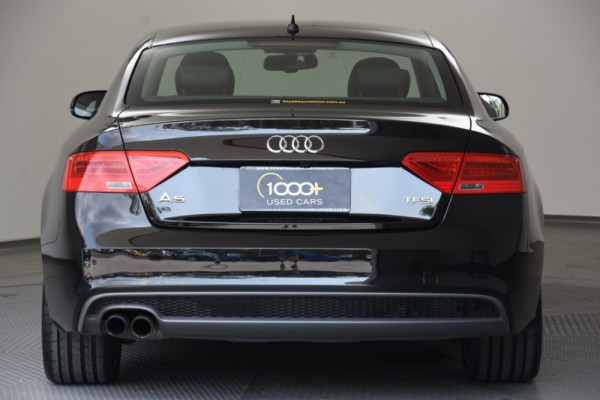 2014 MY15 Audi A5 8T MY15 (N5) (N5) Coupe Image 4