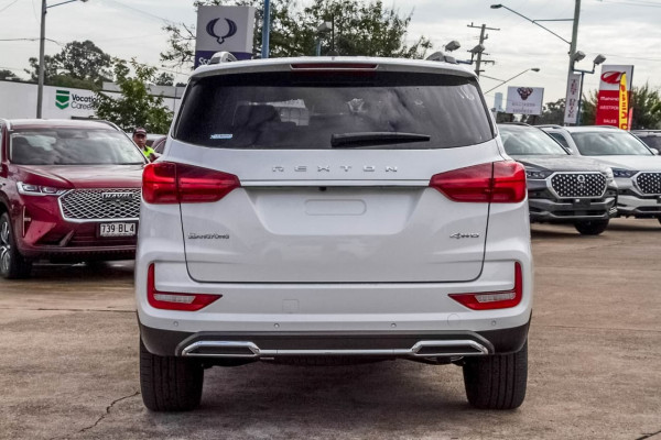 2021 SsangYong Rexton Y450 MY21 Ultimate Suv Image 4