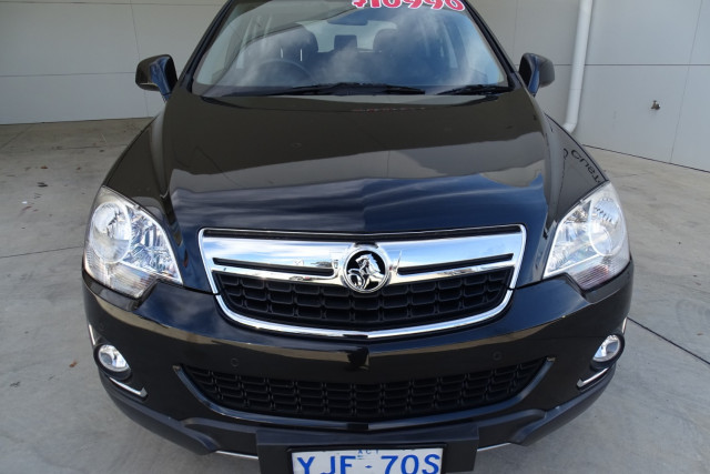 2012 Holden Captiva 5