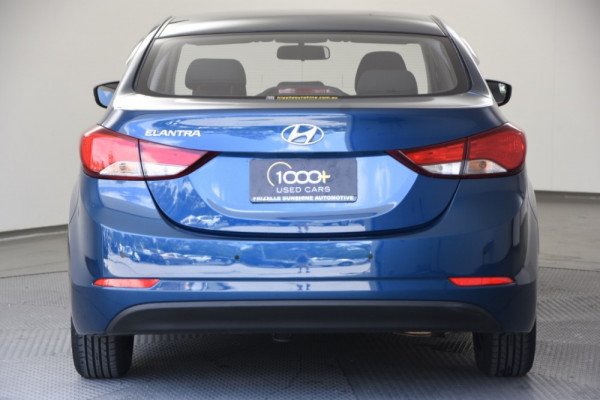 2013 Hyundai Elantra MD2 Active Sedan Image 4