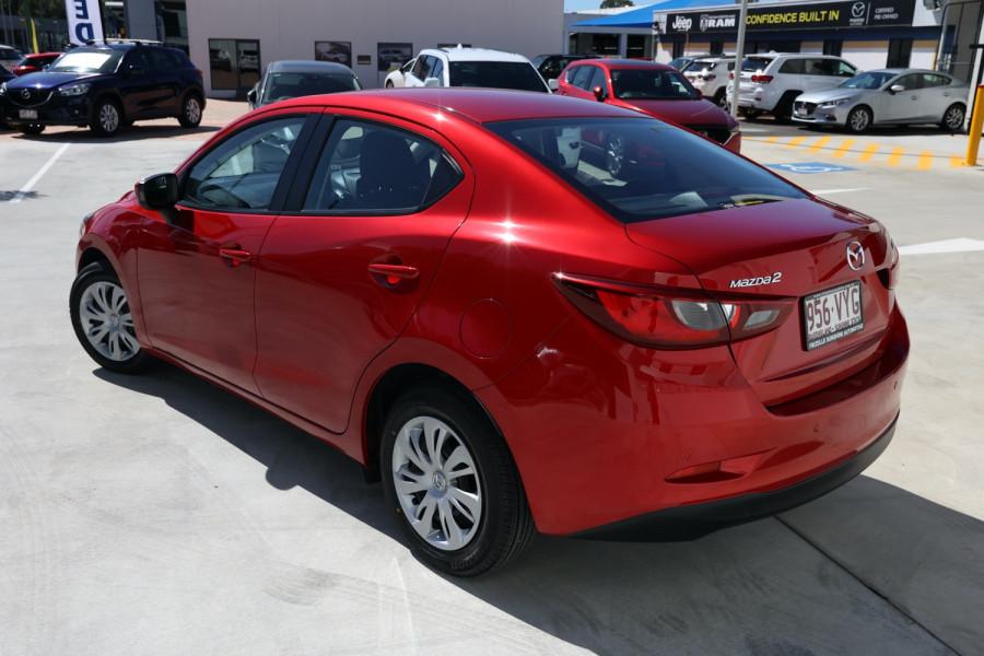 2015 Mazda 2 DL2SAA Neo Sedan Image 3