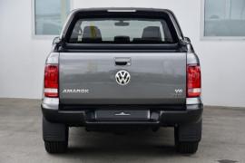 2019 MY20 Volkswagen Amarok 2H TDI580 Highline Black Utility Image 4