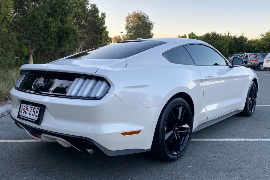 2017 Ford Mustang FM  Coupe