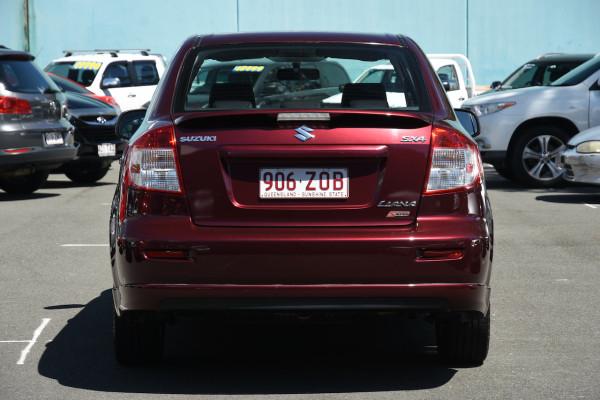 2009 Suzuki Sx4 GYC S Sedan Image 4