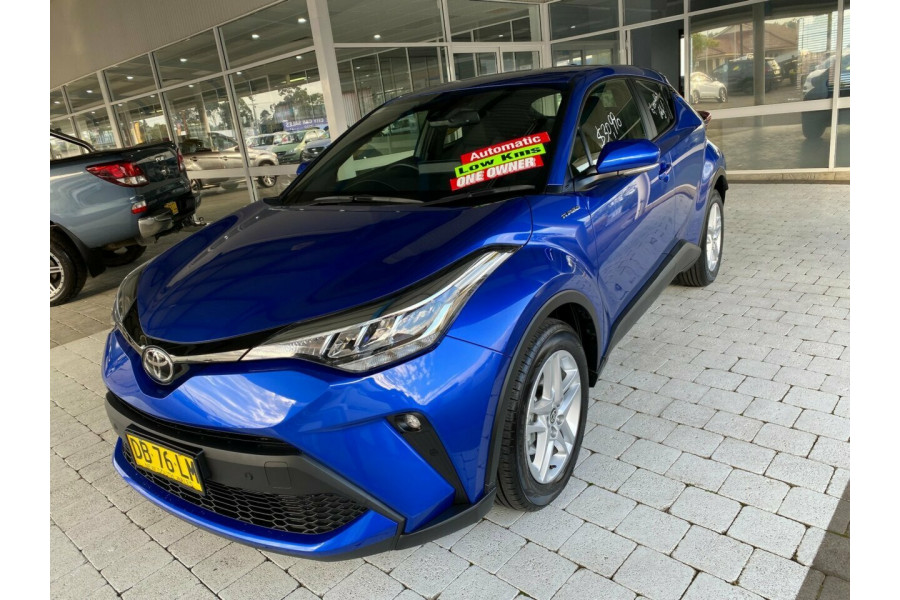 2019 Toyota C-hr NGX10R Suv