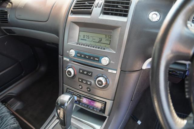 2004 Ford Falcon BA Mk II XR8 Sedan Image 16