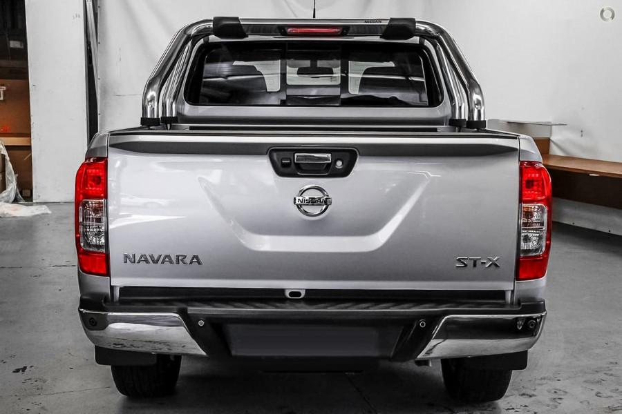 2020 Nissan Navara D23 Series 4 ST-X 4x4 Dual Cab Pickup Utility Image 3