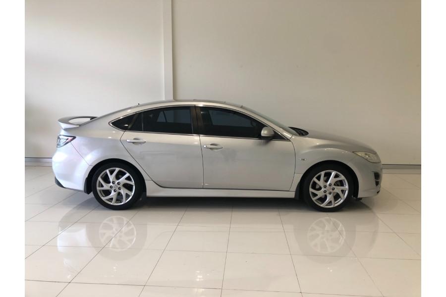 2011 Mazda 6 GH1052 Luxury Sports Hatchback