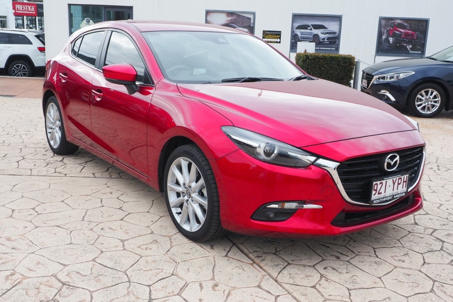 2018 Mazda 3 BN5436 SP25 Hatchback