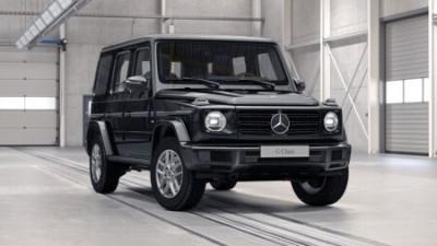 New Mercedes-Benz G-Class SUV