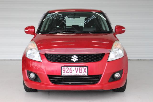 2012 Suzuki Swift FZ RE2 Hatchback