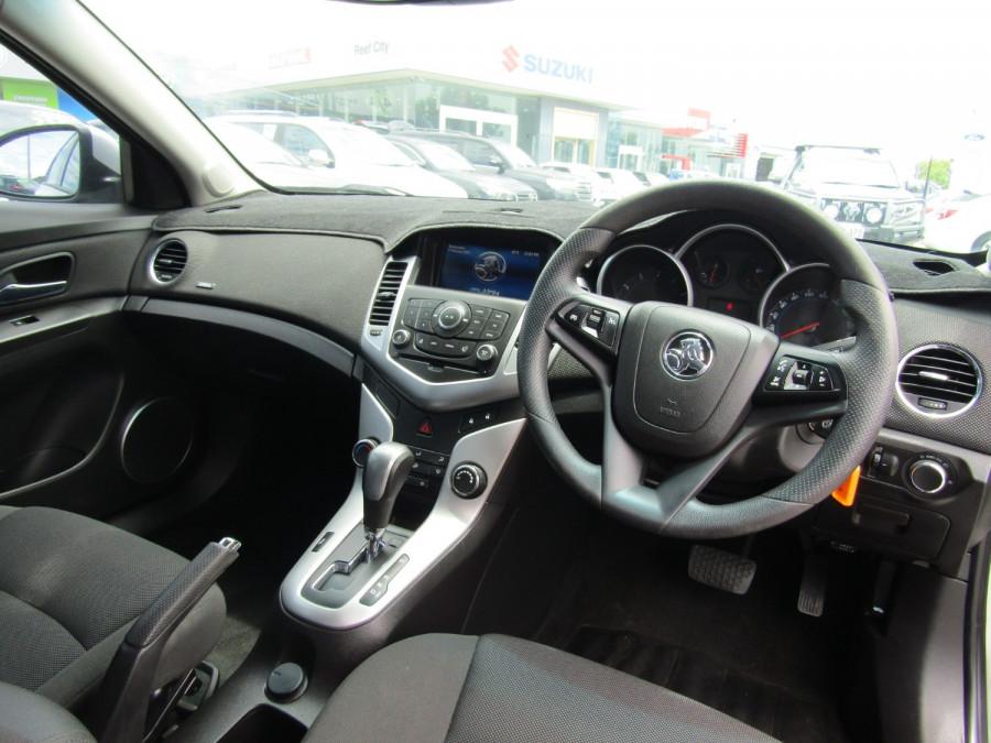 2015 Holden Cruze JH SERIES II MY15 EQUIPE Sedan Image 15