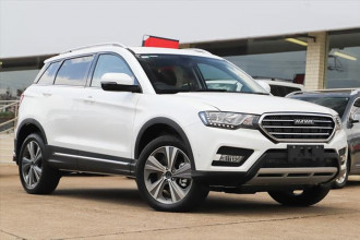 Haval H6 LUX (No Series)