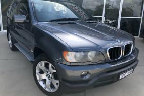 BMW X5 D E53