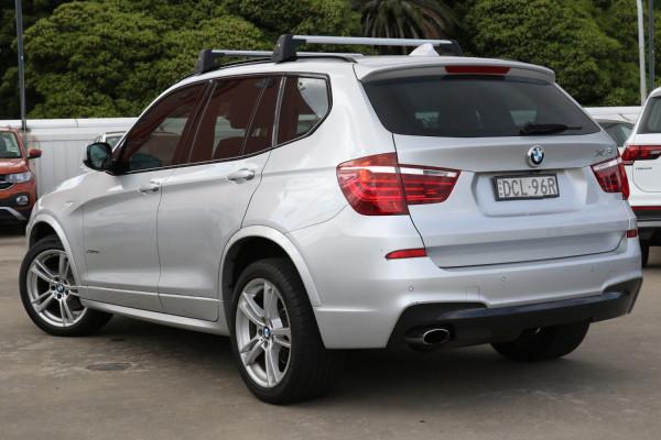 2012 MY11 BMW X3 F25  xDrive20d Suv