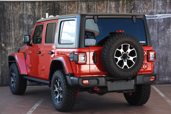 2019 MY20 Chrysler Wrangler Wagon Image 3