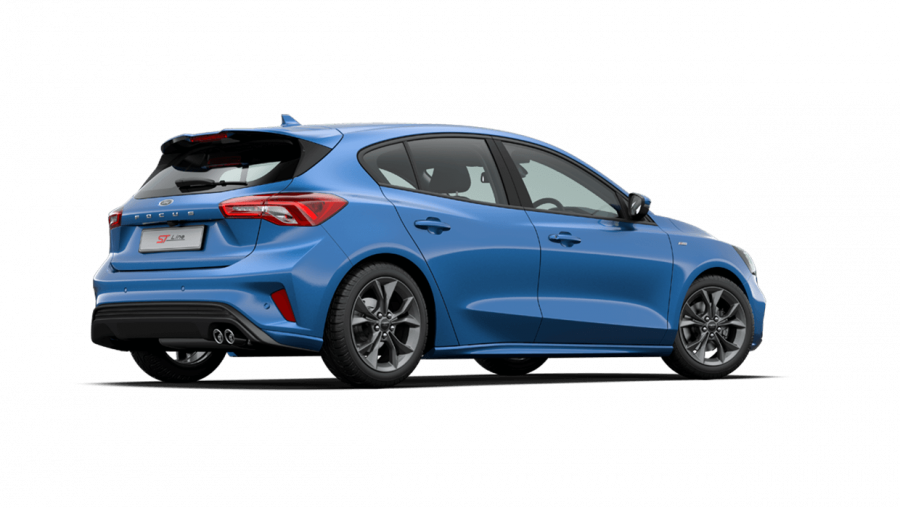 2020 MY20.25 Ford Focus SA ST-Line Hatch Hatchback Image 3