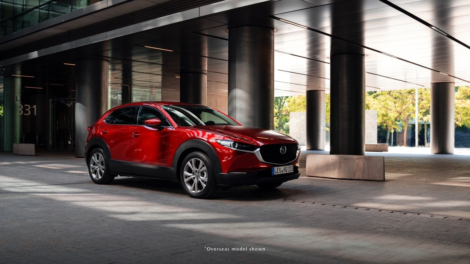CX-30 Safety that's always on guard