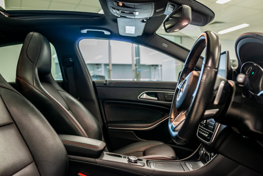 2016 MY07 Mercedes-Benz Cla-class Wagon Image 17
