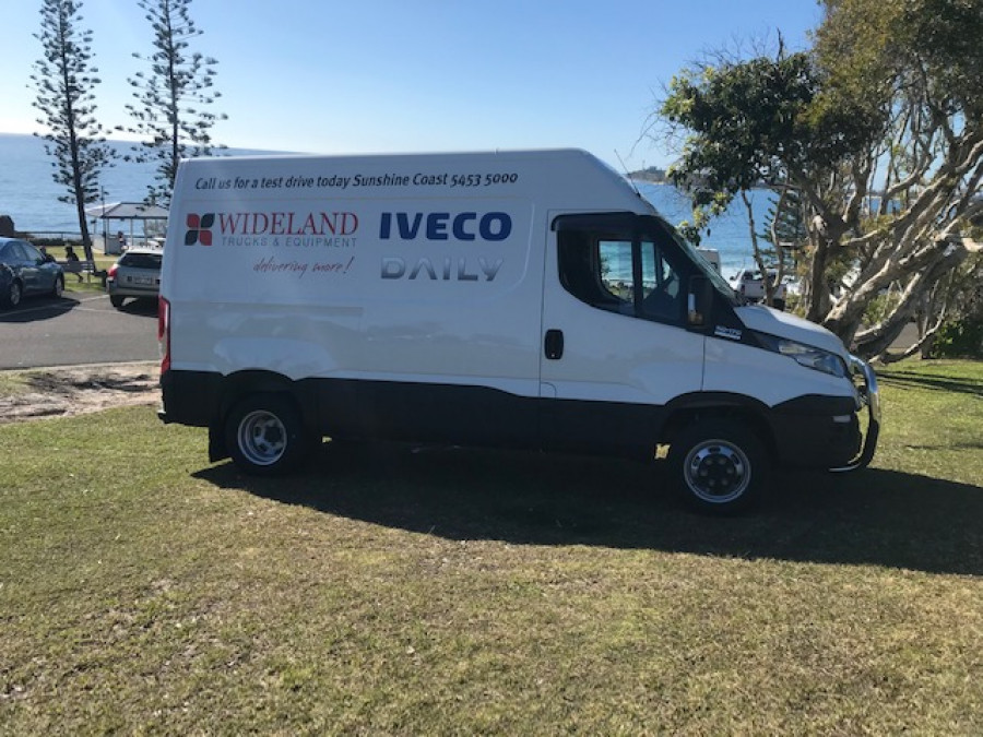 2020 Iveco 50c17a  Daily Van Van Image 6