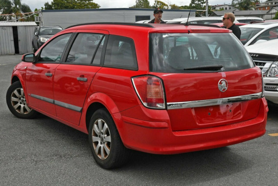 2008 Holden Astra AH MY08 CD Wagon