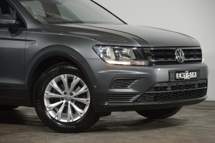 2016 Volkswagen Tiguan 110 Tsi Trendline