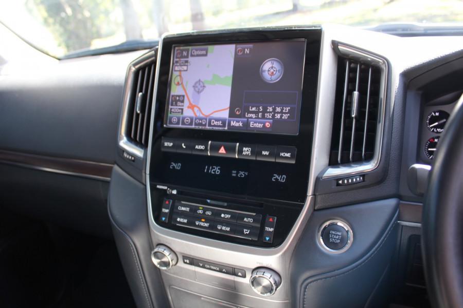2017 Toyota Landcruiser VDJ200R VX Suv