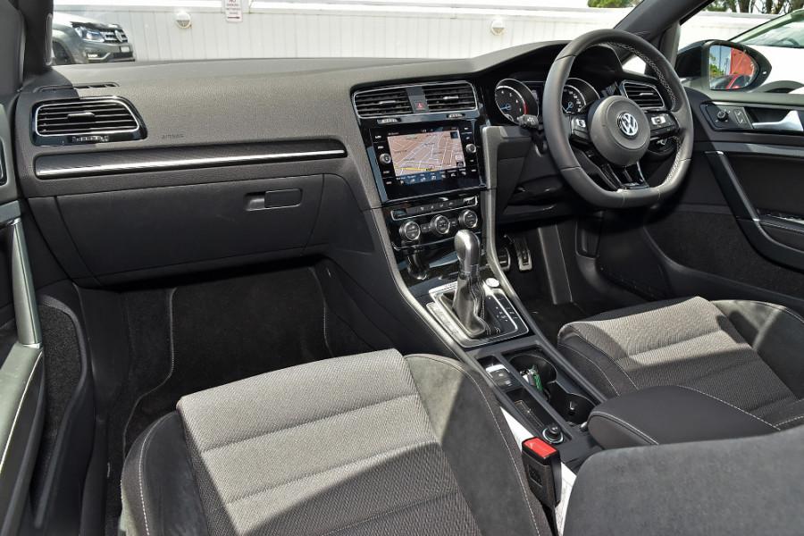 2017 MY18 Volkswagen Golf 7.5  R Grid Editi Wagon