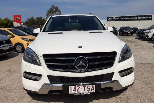 2014 Mercedes-Benz Ml Wagon Image 2