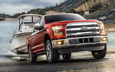 F-Truck 150 Best-in-Class Fuel Efficiency