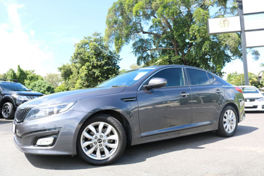 Kia Optima Si TF MY14
