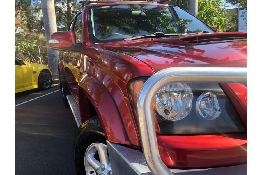 2011 Holden Colorado RC  LX Utility