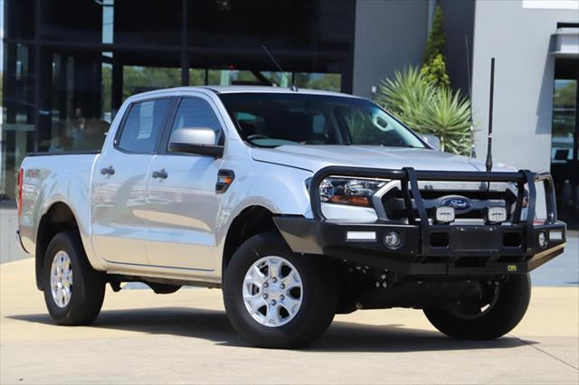 2018 Ford Ranger PX MkII MY18 XLS Utility Image 1
