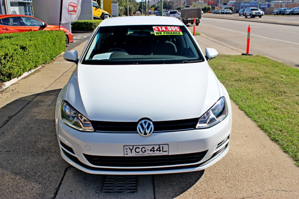 2014 Volkswagen Golf 7 90TSI Hatchback Image 2