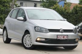 Volkswagen Polo 66TSI DSG Trendline 6R MY16