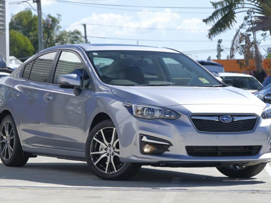2019 Subaru Impreza G5 2.0i Premium Sedan Sedan