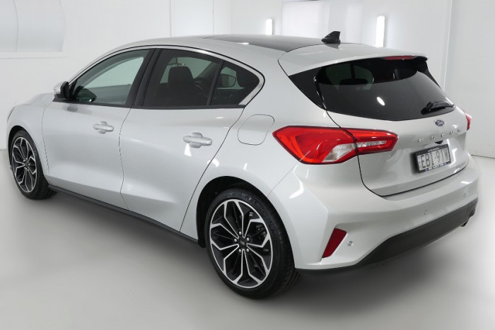 2018 MY19 Ford Focus SA 2019MY Titanium Hatchback