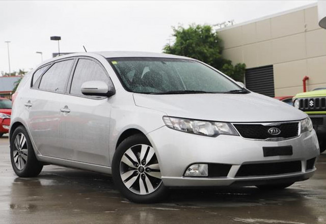 2013 Kia Cerato TD MY13 SiR Hatchback