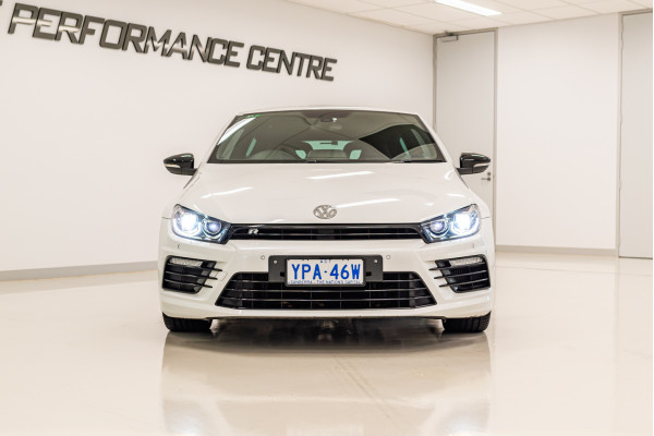 2016 MY17 Volkswagen Scirocco R 1S Wolfsburg Edition Coupe Image 2
