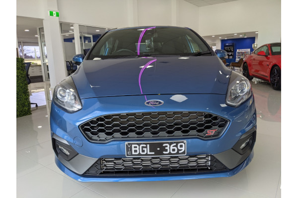 2019 MY20.25 Ford Fiesta WG 2020.25MY ST Hatchback Image 3